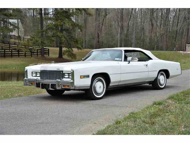 Picture of '76 Eldorado - NBUG