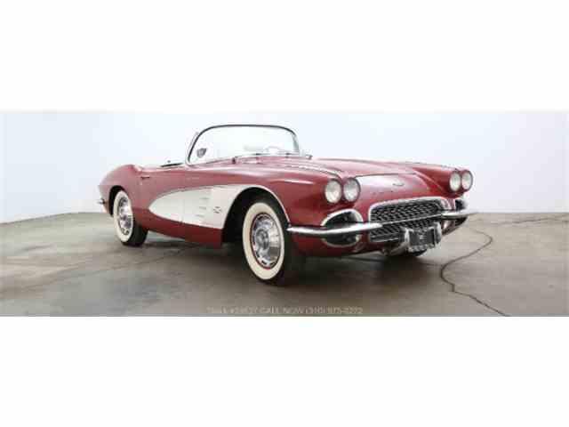 Picture of '61 Corvette - NBUP