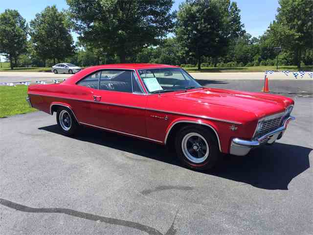 Picture of Classic 1966 Chevrolet Impala - $22,500.00 Offered by  - NBUY
