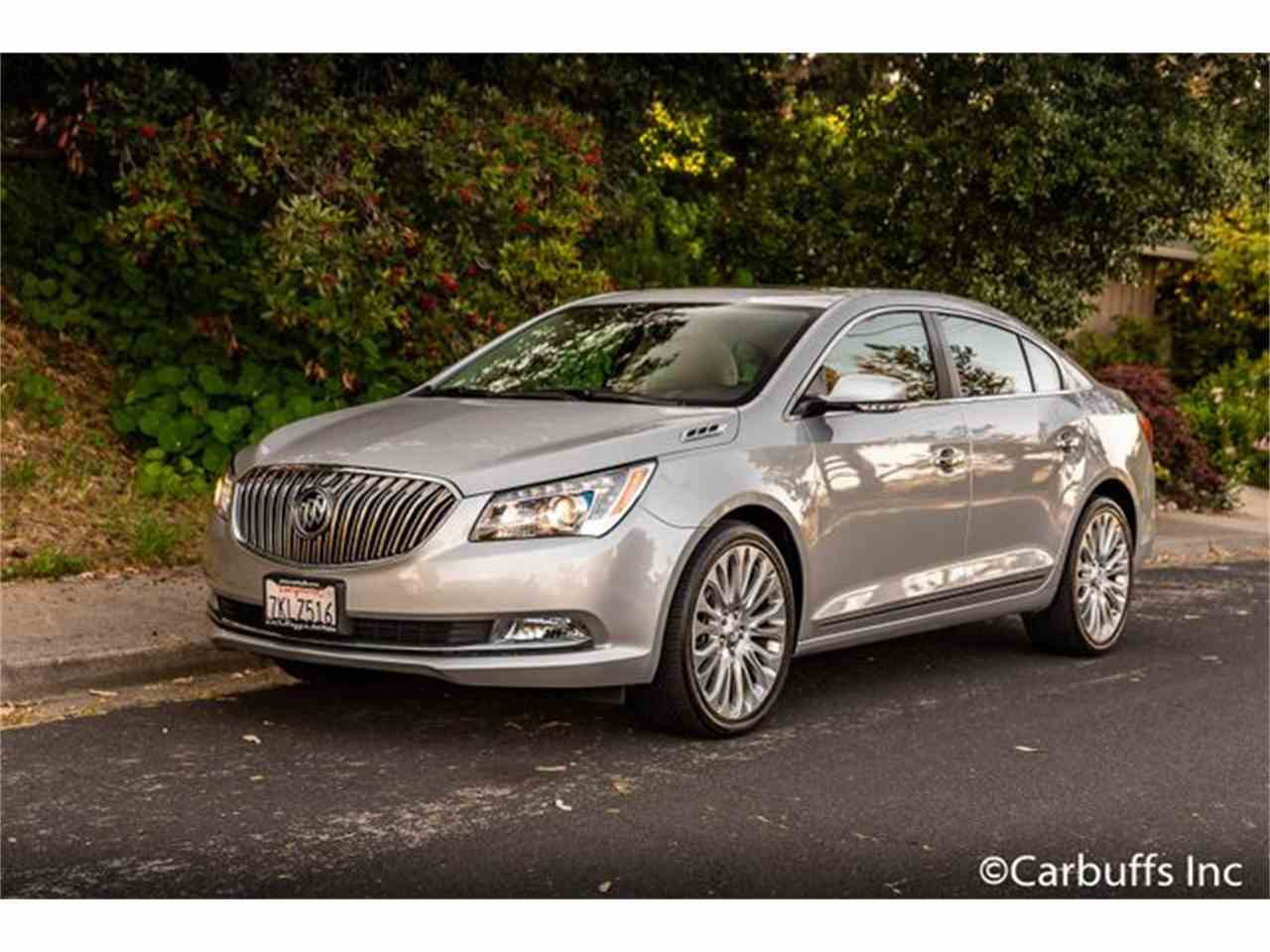 carmax lacrosse reviews features specs research buick