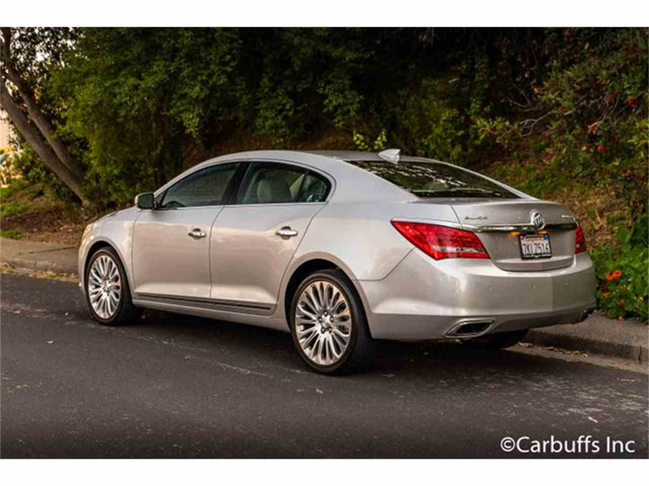 dsc review lacrosse the cars truth buick engine about