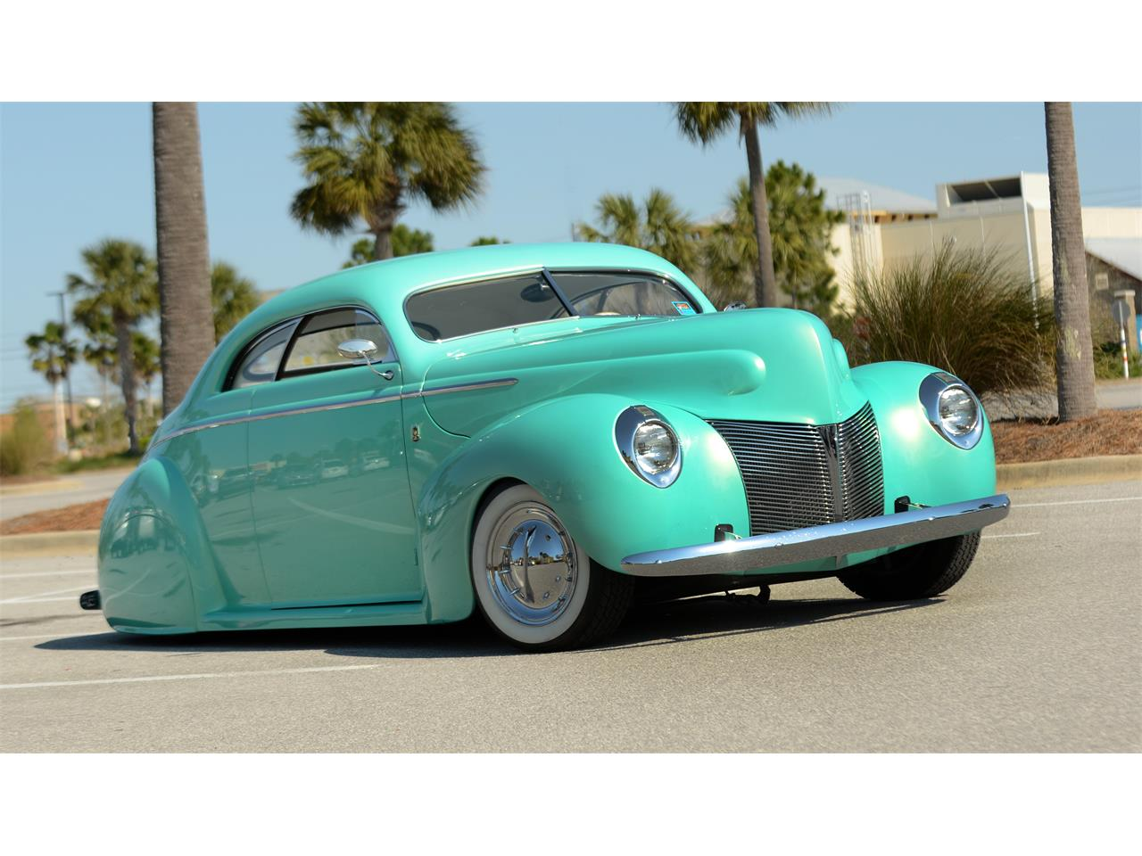 Large Picture of Classic 1940 Custom located in Panama City Florida - $75,000.00 Offered by a Private Seller - N5ZK