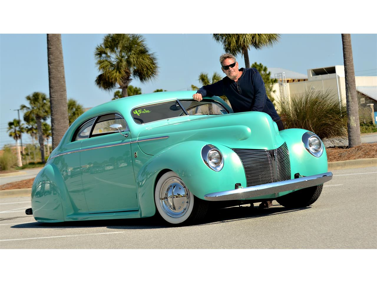 Large Picture of Classic '40 Mercury Custom located in Florida Offered by a Private Seller - N5ZK