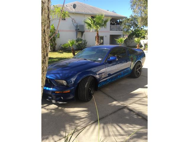 Picture of '08 Shelby GT500  - NBVR