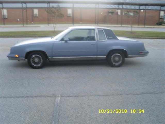 1984 Oldsmobile Cutlass Supreme Brougham