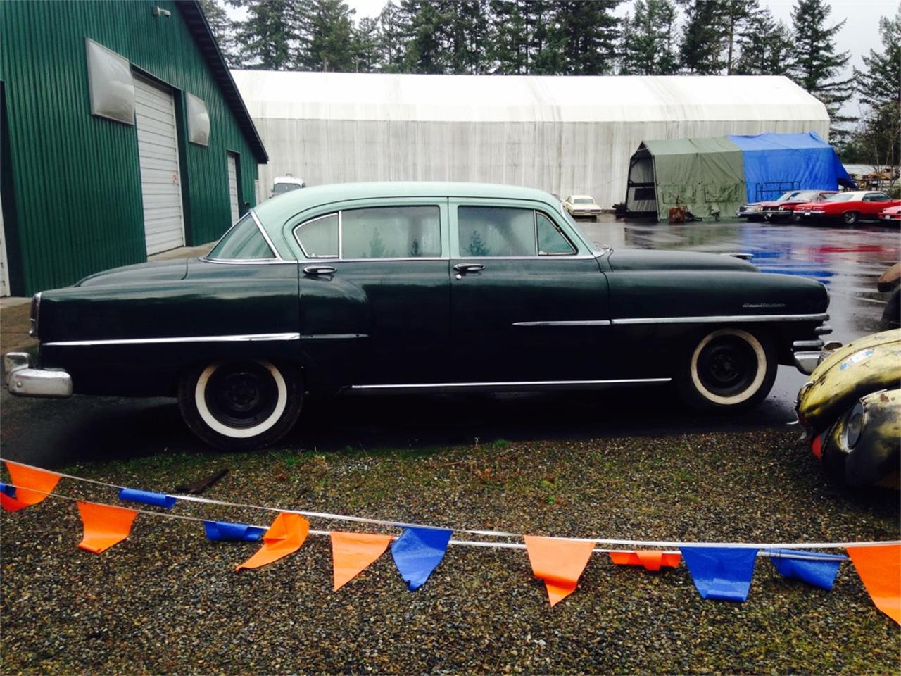 1954 Chrysler New Yorker For Sale Cc 1088524 Large Picture Of Classic Auction Vehicle Nbws