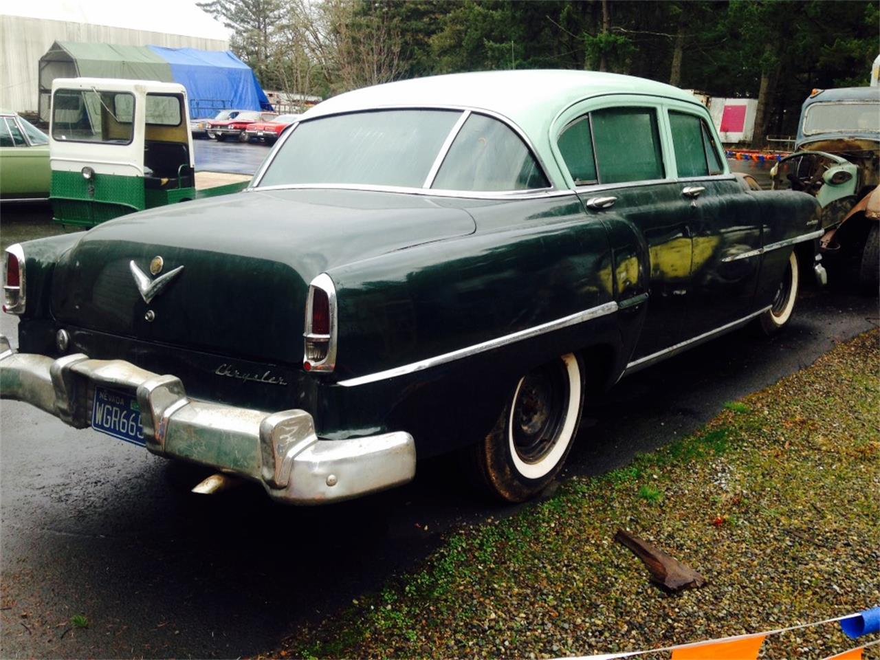 1954 Chrysler New Yorker For Sale Cc 1088524 Large Picture Of Auction Vehicle Offered By Lucky Collector Car Auctions Nbws