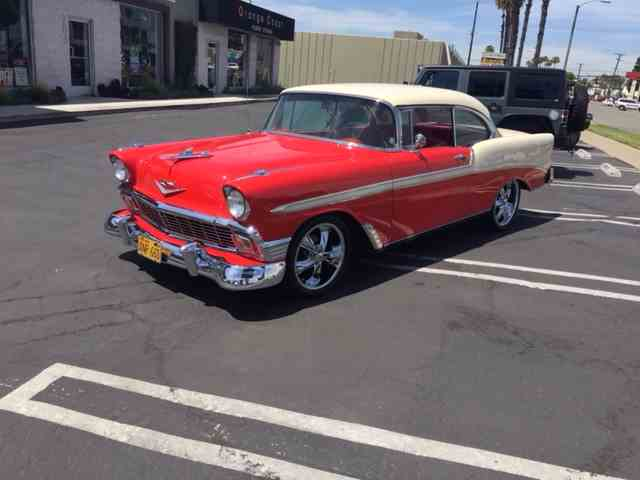 Picture of '56 Chevrolet Bel Air - $74,500.00 - NBXC