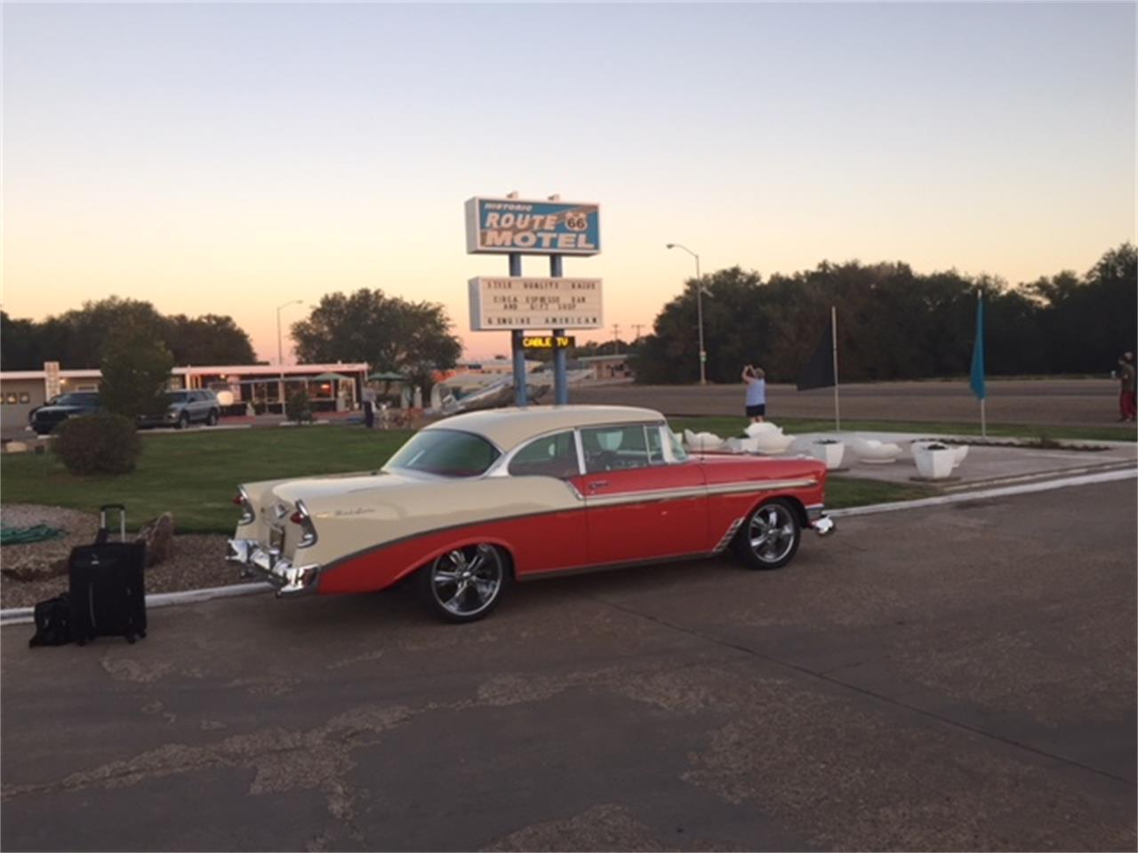 Large Picture of '56 Bel Air - NBXC