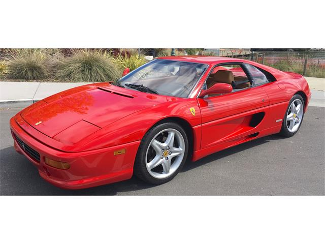 Picture of '96 F355 Berlinetta - NBXD