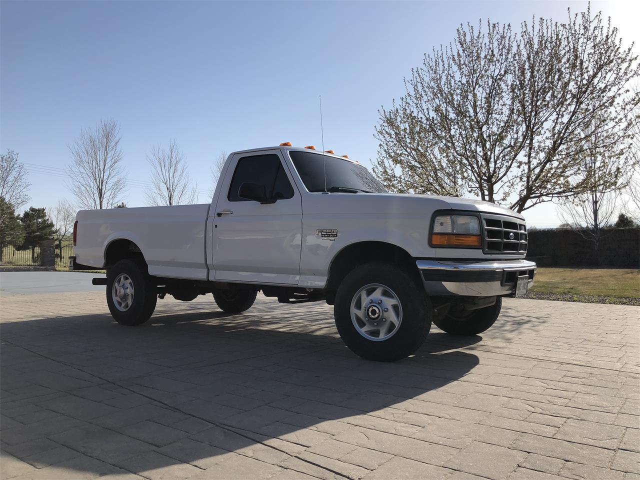 Large picture of 97 ford f250 located in colorado offered by a private seller
