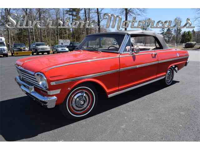 Picture of Classic '63 Chevrolet Nova - $37,900.00 Offered by  - NBXT