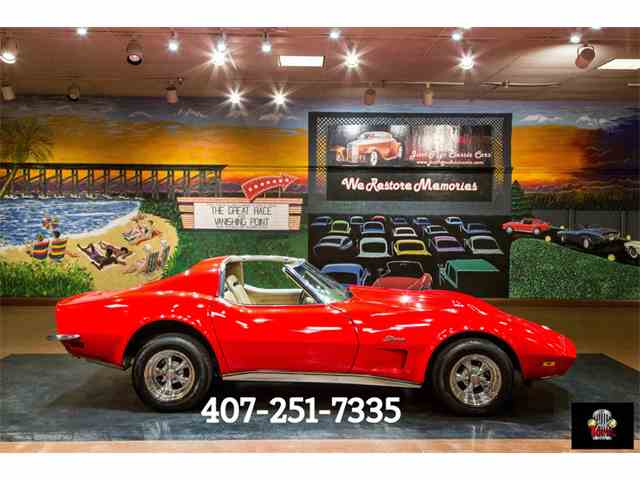 Picture of '73 Corvette - NBXW