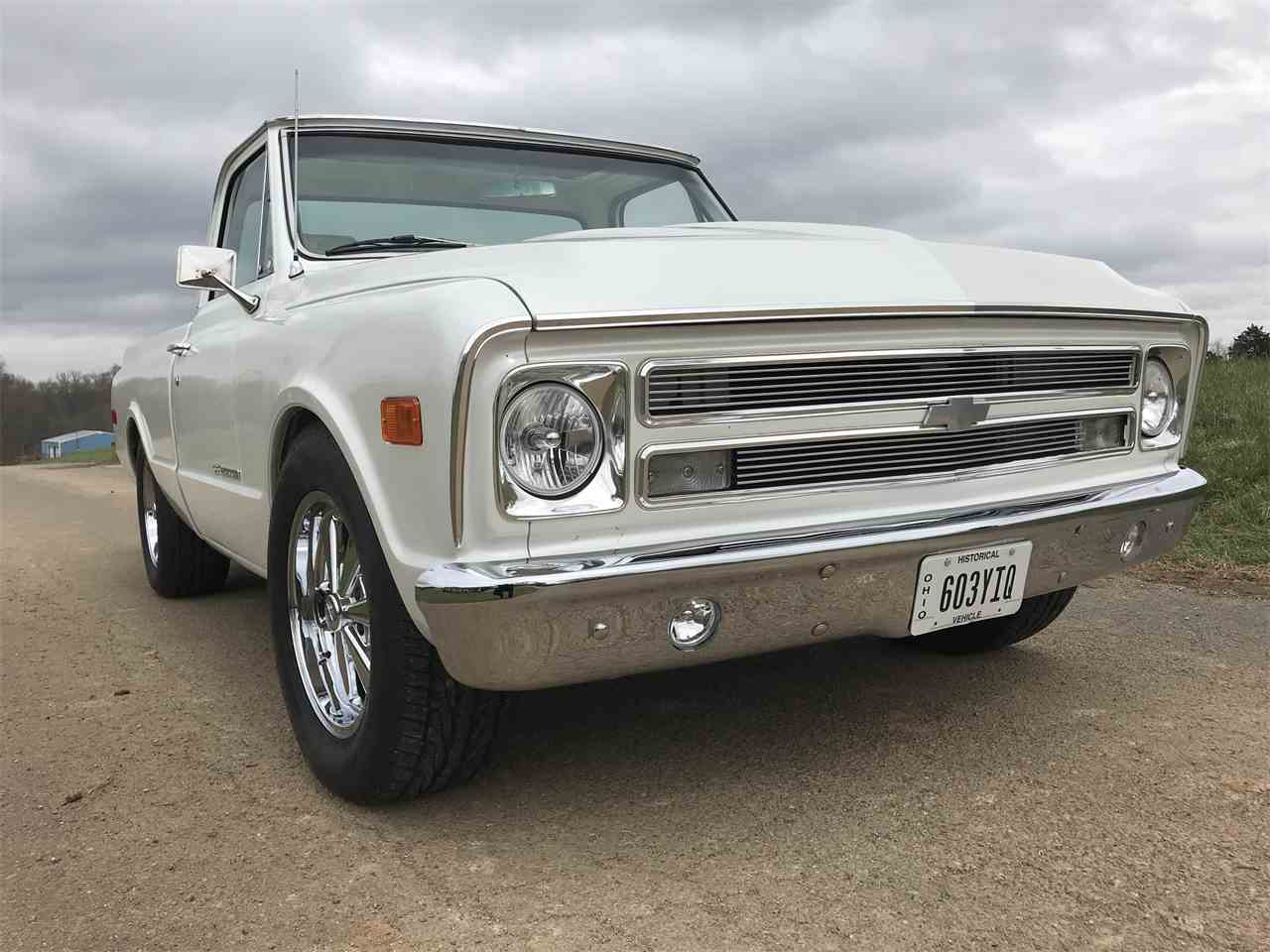 Large Picture of '68 C10 - N5ZT