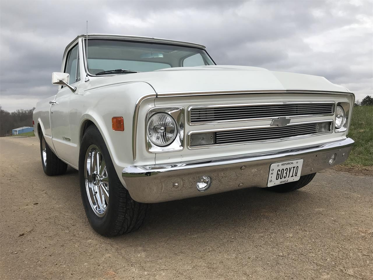 Large Picture of 1968 C10 - N5ZT