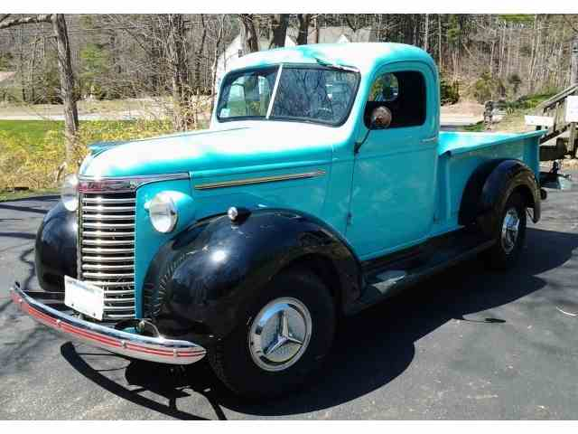 Picture of '40 Pickup - NBYC