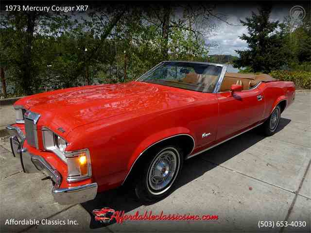 Picture of '73 Cougar XR7 - NBYE