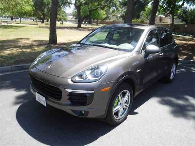 Picture of '15 Cayenne - NBYH