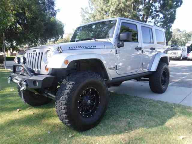 Picture of '13 Wrangler - NBYK
