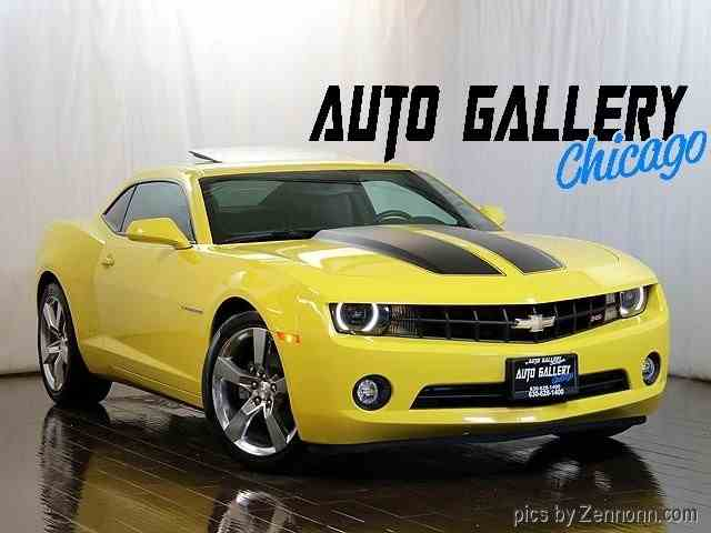 Picture of '12 Camaro - NBYO