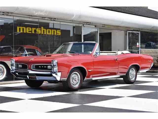 Picture of '66 GTO - NBYR