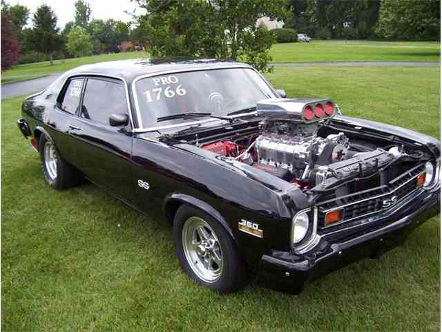 Picture of '73 Nova located in Clarksburg Maryland - $16,900.00 Offered by  - NBYZ