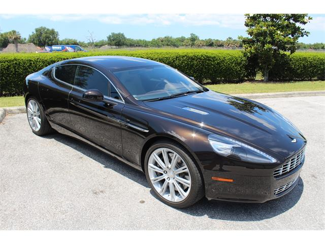 Classic Aston Martin Rapide For Sale On ClassicCarscom - Aston martin rapide for sale
