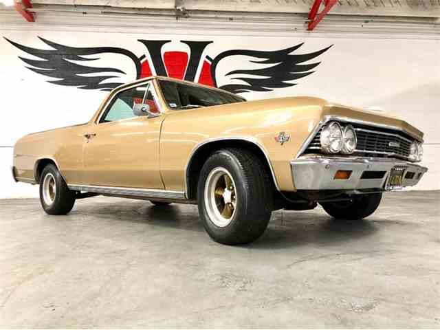Picture of 1966 Chevrolet El Camino located in California Offered by  - NBZ8