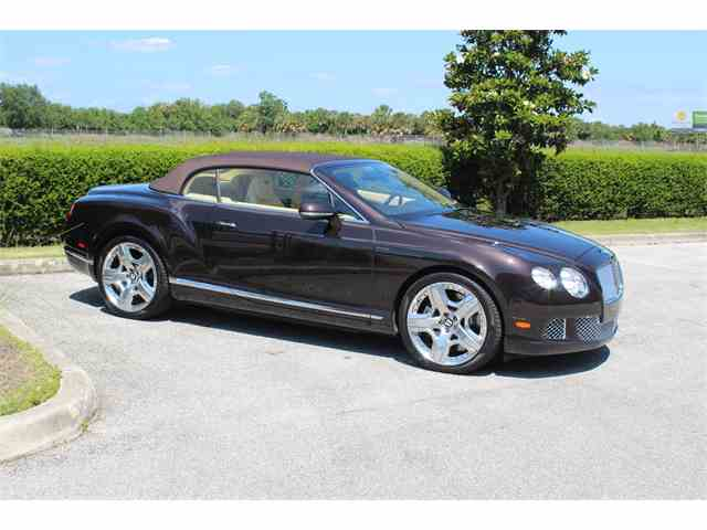 Picture of 2012 Continental GTC located in Sarasota Florida - $135,900.00 - NBZB