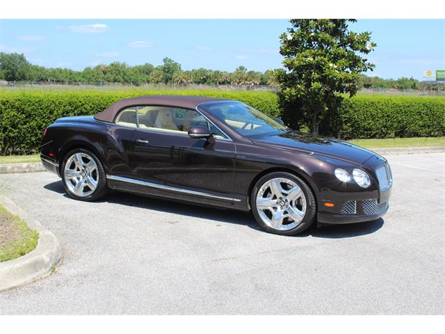 Picture of '12 Continental GTC - NBZB