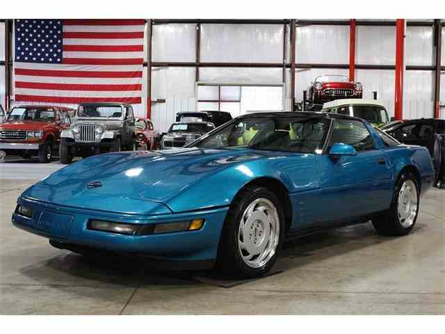 Picture of 1992 Corvette located in Kentwood Michigan - $7,900.00 - NBZD