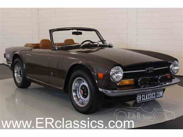 Picture of '72 TR6 - NBZF