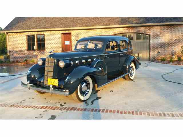 Picture of Classic 1935 LaSalle 50 Offered by a Private Seller - NBZJ
