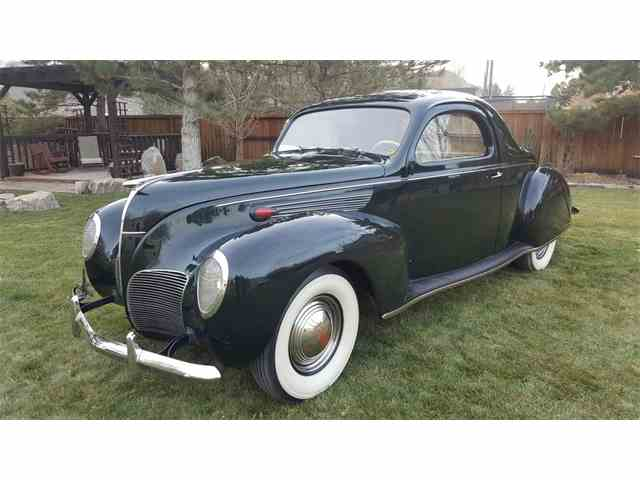 Picture of '38 Lincoln Zephyr Offered by a Private Seller - NBZR