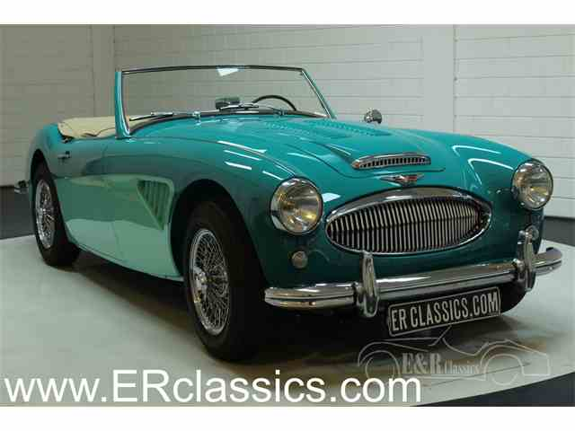 Picture of '60 Austin-Healey 3000 Mark II located in Waalwijk Noord Brabant Offered by  - NBZT