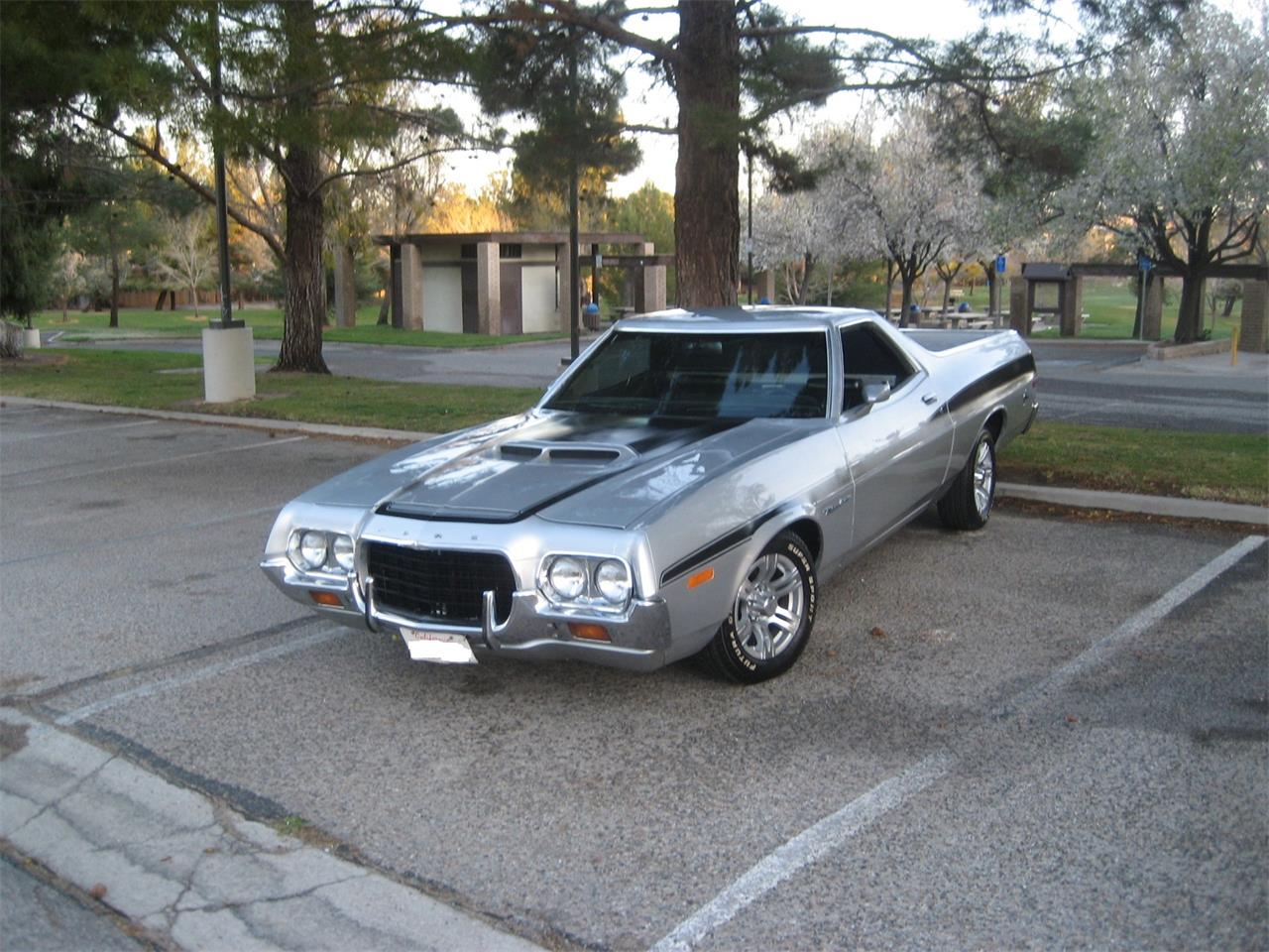 1972 Ford Ranchero for Sale | ClassicCars.com | CC-1088639
