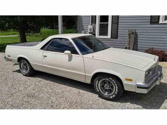 Picture of 1985 Chevrolet El Camino located in Ohio - NC03