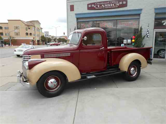 Picture of '42 Pickup - NC0X