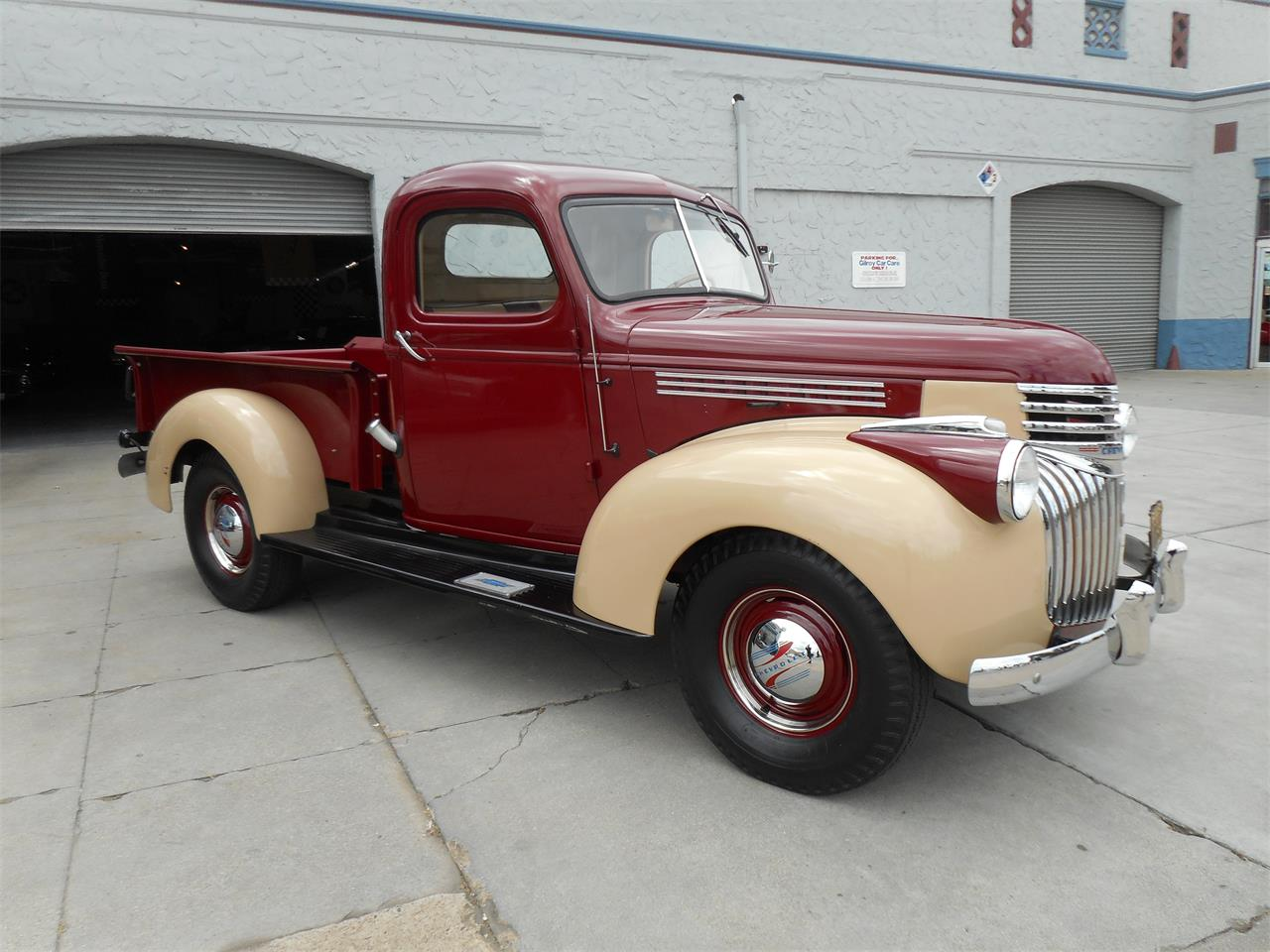 1942 Chevrolet Pickup For Sale Cc 1088673 Chevy Truck Seat Large Picture Of Classic 2490000 Nc0x