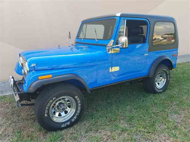 Picture of '80 CJ7 - NC18