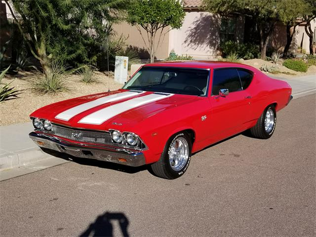 Picture of '68 Chevelle Malibu - NC1D