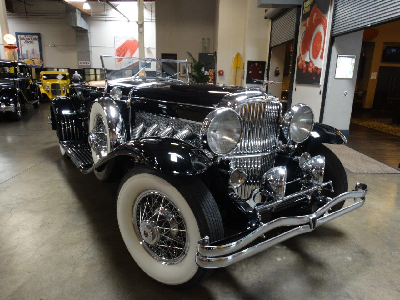 Large Picture of '31 Duesenberg SSJ located in Costa Mesa California - $1,175,000.00 Offered by Crevier Classic Cars - NC1I