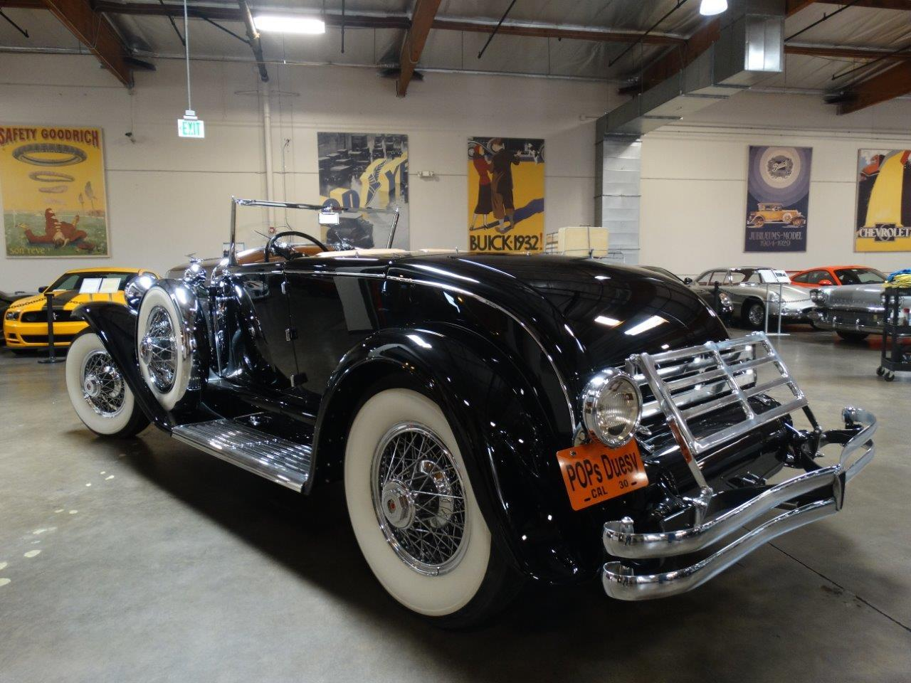 Large Picture of Classic '31 Duesenberg SSJ - $1,175,000.00 Offered by Crevier Classic Cars - NC1I