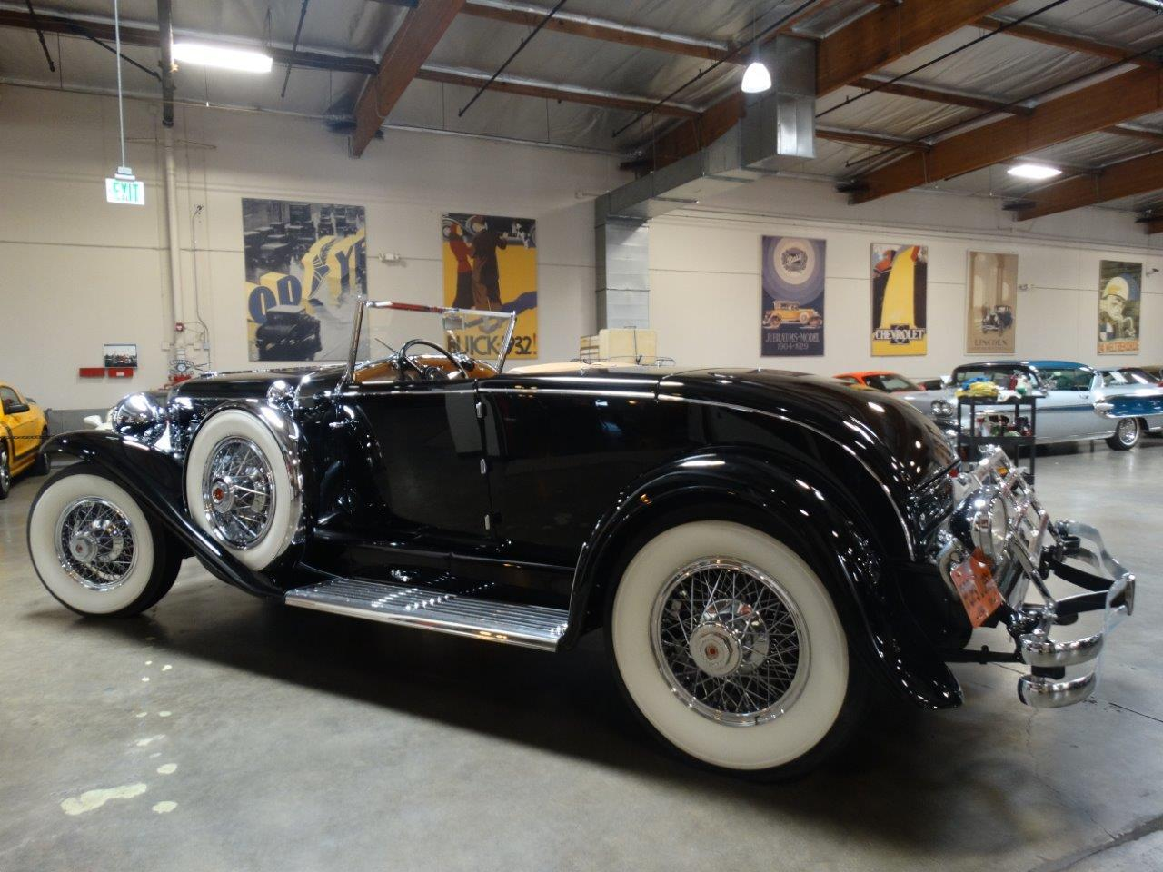 Large Picture of Classic '31 SSJ located in California Offered by Crevier Classic Cars - NC1I