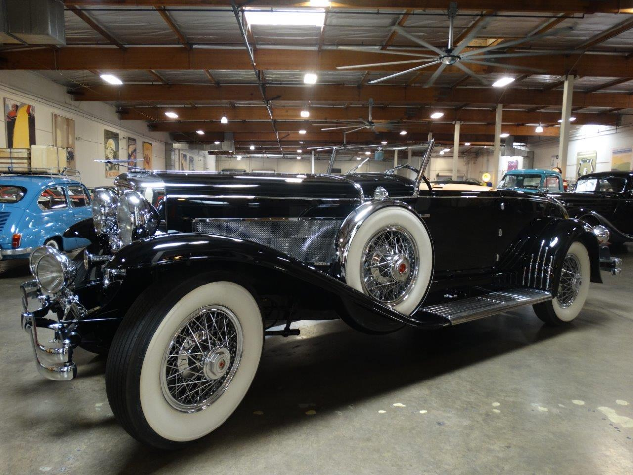 Large Picture of 1931 Duesenberg SSJ - $1,175,000.00 - NC1I