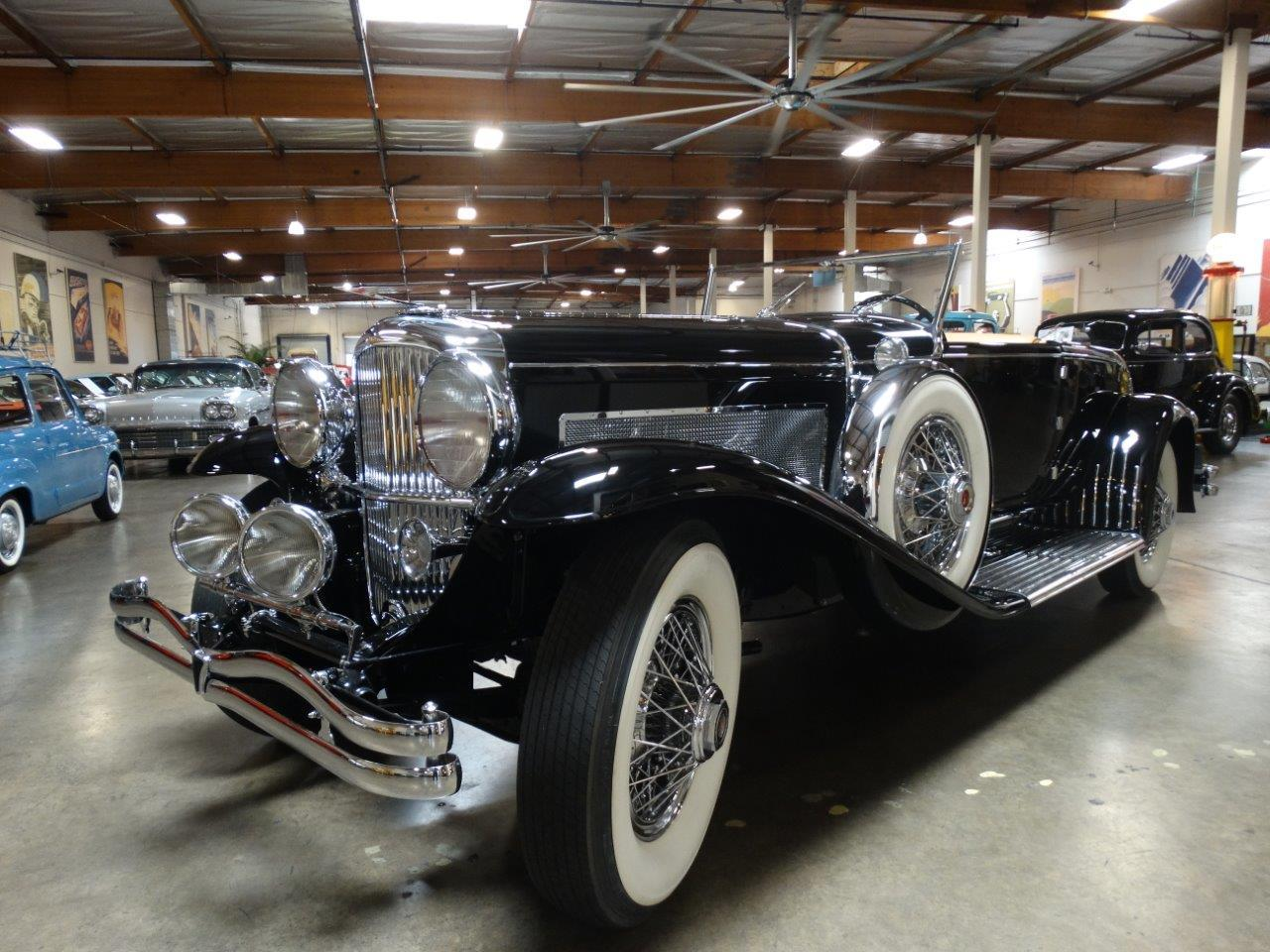 Large Picture of 1931 Duesenberg SSJ located in California Offered by Crevier Classic Cars - NC1I
