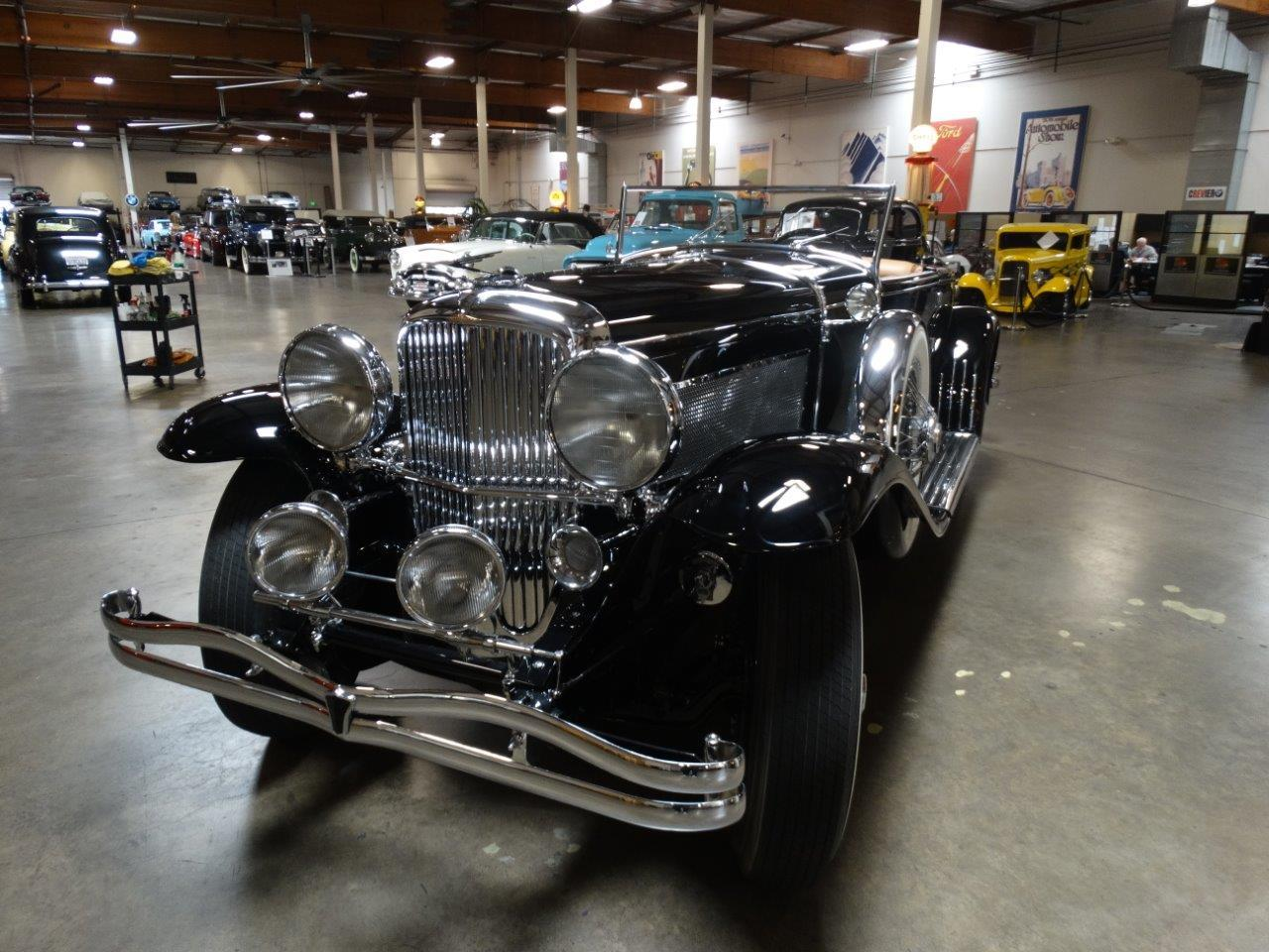 Large Picture of Classic 1931 Duesenberg SSJ Offered by Crevier Classic Cars - NC1I