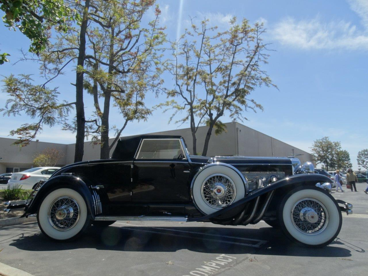 Large Picture of '31 Duesenberg SSJ - $1,175,000.00 Offered by Crevier Classic Cars - NC1I