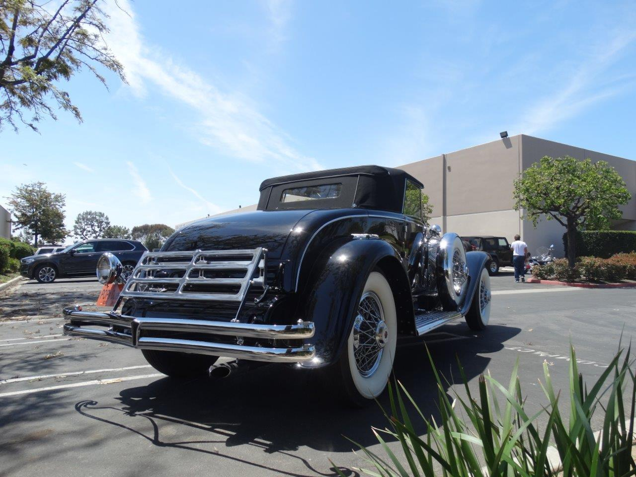 Large Picture of Classic 1931 SSJ located in Costa Mesa California Offered by Crevier Classic Cars - NC1I