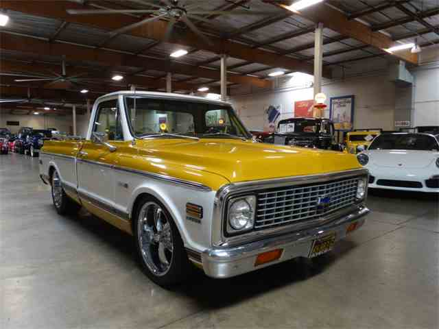 Picture of '72 C10 - NC1L